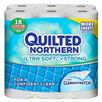 Quilted Northern Ultra Soft & Strong Bath Tissue