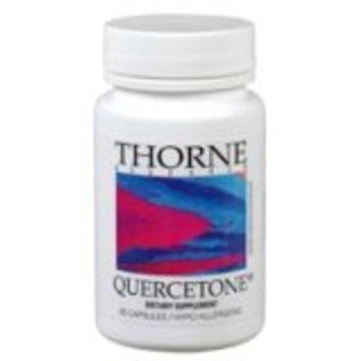THORNE RESEARCH - Quercetone (250mg) - 60ct Health and Beauty