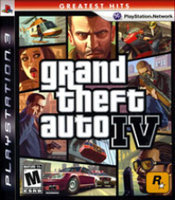 Rockstar North Grand Theft Auto IV Greatest Hits