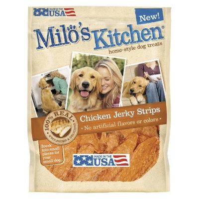 Milo's Kitchen Home Style Dog Treats - Chicken Jerky Strips (2.7 oz)