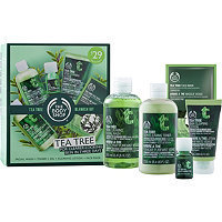 The Body Shop Tea Tree Blemish Kit