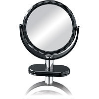 Karina Black Diamond Cut 10X Mirror