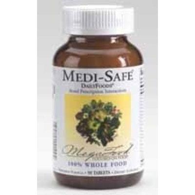Mega Food MegaFood Medi-Safe Multivitamin Tablets, 90 Count