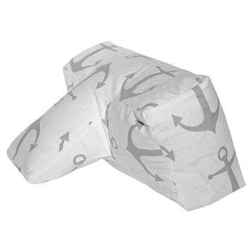 Shuga Bebe Couture Nursing Pillow (Grey)