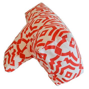 Shuga Bebe Couture Nursing Pillow (Red)