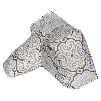 Shuga Bebe Couture Nursing Pillow (Iron Gate)