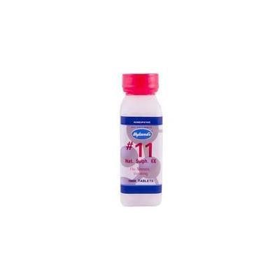 Natrum Sulphuricum 6X Cell Salts-1000 tabs Brand: Hylands (Standard Homeopathic)