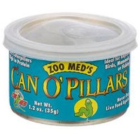 Zoo Med Labs Inc. Zoo Med Labs 85040048 Zoo Med Can O Pillars 1.2oz
