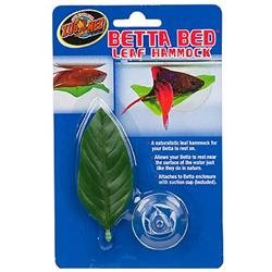 Zoo Med Laboratories AZMBL20 Betta Bed Leaf Hammock