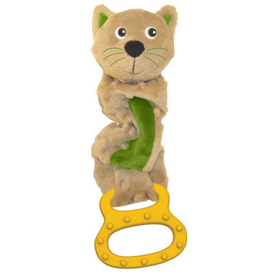 Petlinks Tug-Ables Dog Toy - Cat