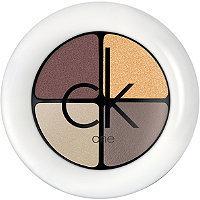 Ck One Color Powder Eye Shadow Quad