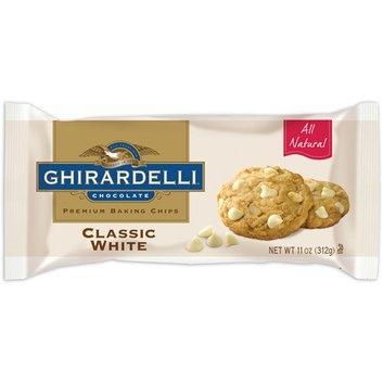 Ghirardelli Chocolate Classic White Baking Chips