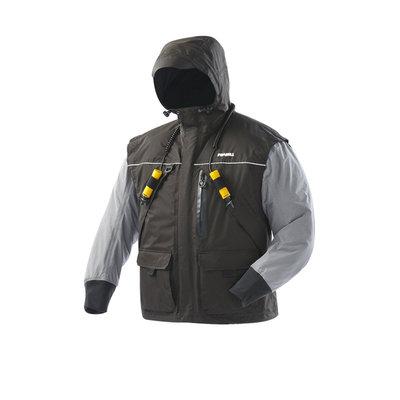 Frabill Inc. Frabill Jacket I2 Black/Heather Grey