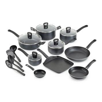 T-fal Corporation T-fal 18 Piece Cookware Set - T-FAL CORPORATION