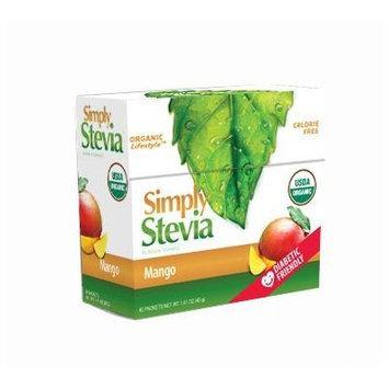 Stevia Packets Mango 40 Packets
