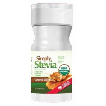 Powdered Stevia Caramel Delicioso 45g Stevia International 45 g Powder