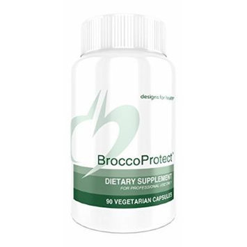 Designs for Health BroccoProtect, 90 Capsules