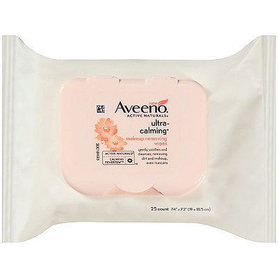 AVEENO ULTRA-CALMING® Makeup Removing Wipes