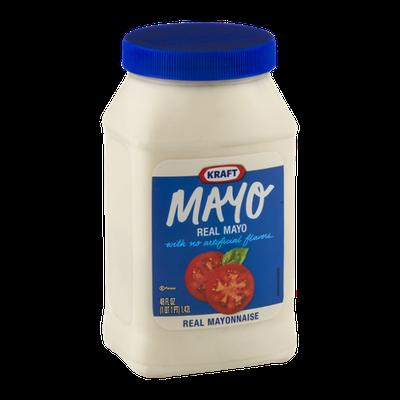 Kraft Mayo Real Mayonnaise