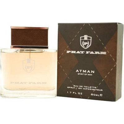 Atman Spirit Of Man by Phat Farm For Men. Eau De Toilette Spray 1.7-Ounces