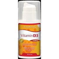 AnuMed Intl AnuMed Vitamin D3 Cream 10,000 IU 3 Ounces