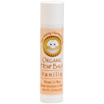 Merry Hempsters Organic Hemp Lip Balm Vanilla -- 0.14 oz