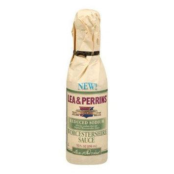 Lea & Parrins Lea & Perrins Reduced Sodium Worcestershire Sauce - 10 oz