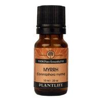 Plantlife Myrrh Essential Oil (100% Pure and Natural, Therapeutic Grade) 10 ml