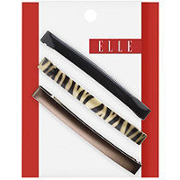 Elle Assorted Barrettes 3 Ct