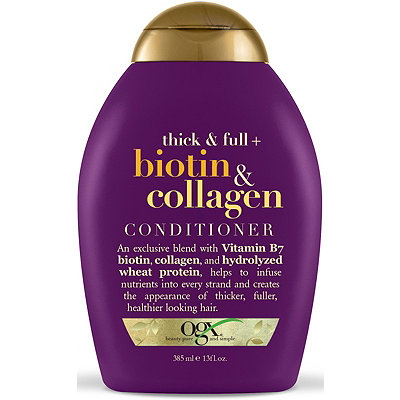 OGX® Biotin & Collagen Conditioner