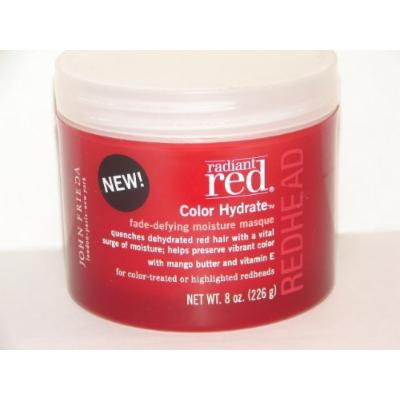 John Frieda Radiant Red Color Hydrate 8.oz.