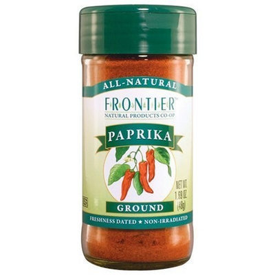 Frontier Culinary Spices Ground Paprika, 1.69-Ounce Bottles (Pack of 3)