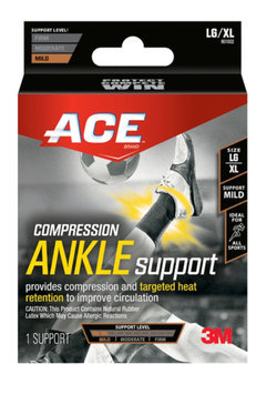 3m Compression Ankle Support - XL
