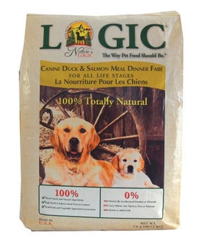 Nature's Logic Duck & Salmon Dog Food - Nature's Logic Duck &