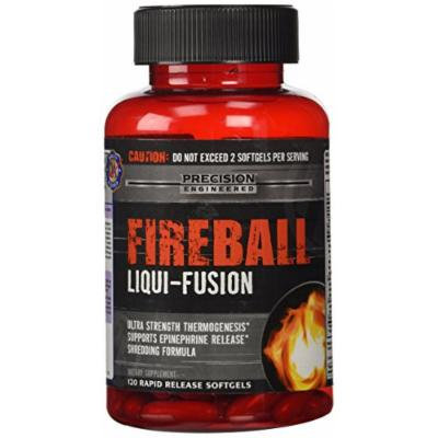 Vitamin World Fireball Liqui-Fusion Dietary Supplement, 120 Rapid Release Softgels
