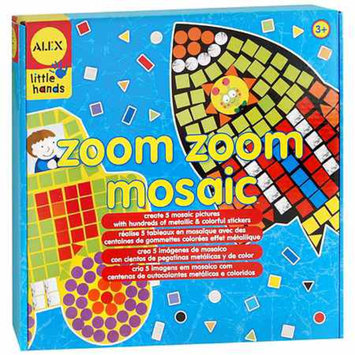 Alex Little Hands Zoom Zoom Mosaic Kit