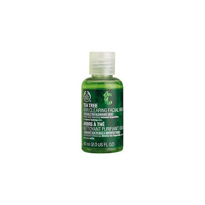 The Body Shop Travel Size Tea Tree Skin Clearing Facial Wash