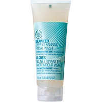 The Body Shop Seaweed Deep Cleansing Facial Wash