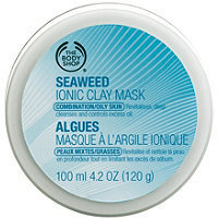 THE BODY SHOP®  Seaweed Ionic Clay Mask