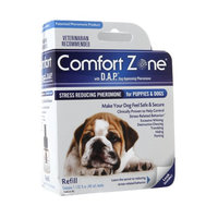 Comfort Zone Pet Diffuser Refill with D.A.P.