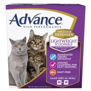 Advance Lightweight Cat Litter