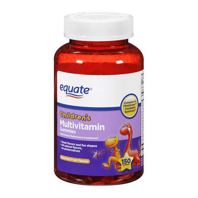 Equate Children's Multivitamin Gummies