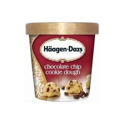 Haagen-Dazs Chocolate Chip Cookie Dough Ice Cream