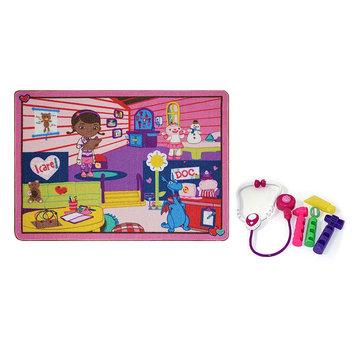 Ga Gertmenian Disney Doc McStuffins Mobile Clinic Game Rug
