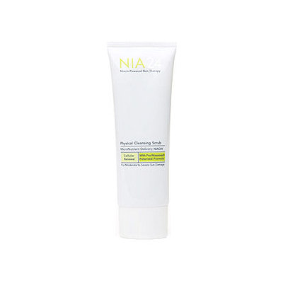 NIA24 Physical Cleansing Scrub, 3.75 fl oz