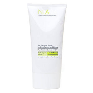 NIA24 Sun Damage Repair for Decolletage and Hands, 5 fl oz