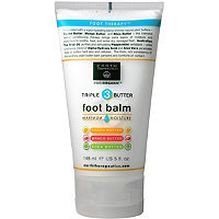 Earth Therapeutics Triple Butter Intensive Foot Balm