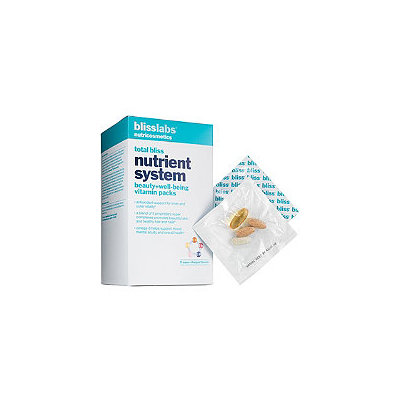 Total Bliss Nutrient System Beauty + Well-Being Vitamin Packs