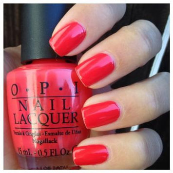 OPI Nail Lacquer Cajun Shrimp L64