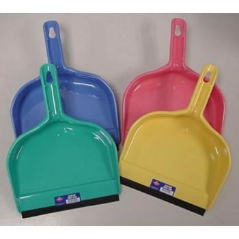 Bulk Buys Clip-On Dust Pan - Case of 36